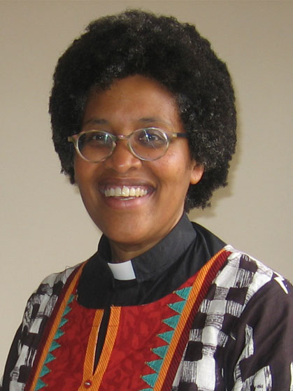 Rev. C. Margarita Sanchez De Leon, Program Coordinator for Iberoamerica