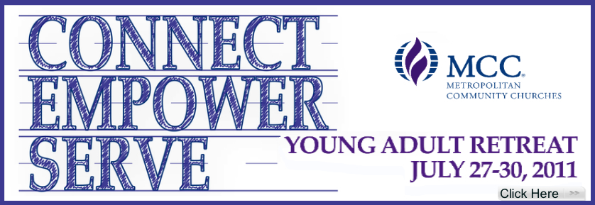 Young Adult Retreat - Register Now!