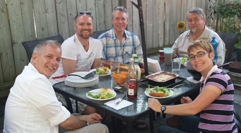 (Canada Network Team Leaders meeting - May 2014)