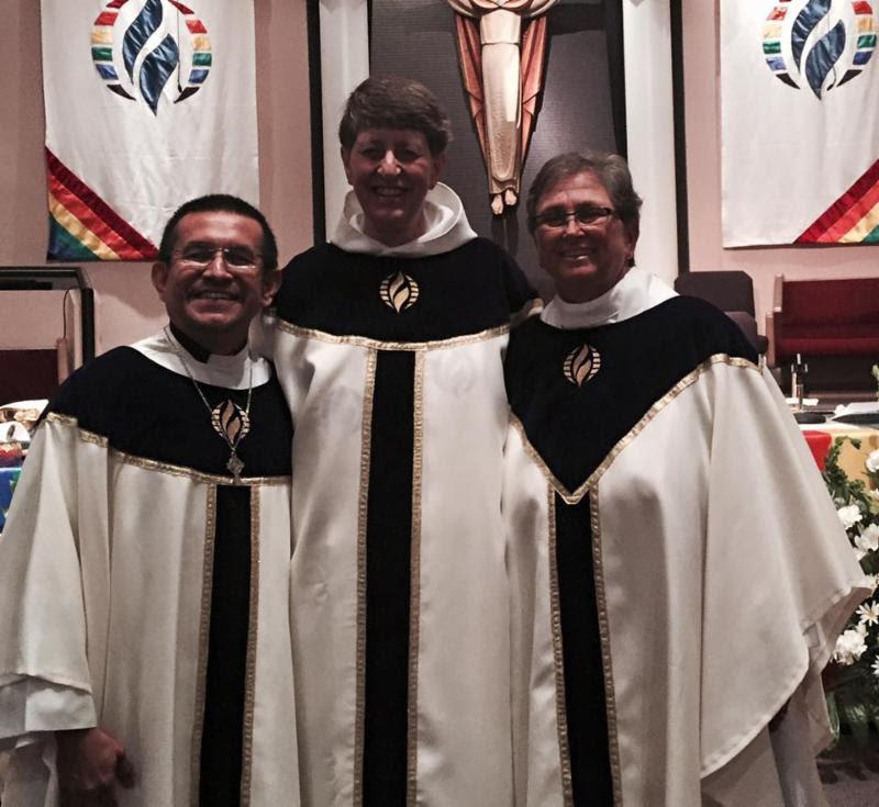 Rev. Elder Dr. Candace Shultis Installation
