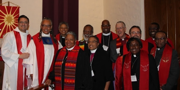 Rev. Cathy Alexander, Rev. Onetta Brooks,  Rev. DeWayne Davis,  Rev. Jorge Delgado,  Rev. Dr. Y'Lon Dozier,  Bishop Yvette Flunder,  Rev. Elder Darlene Garner,  Rev. Dr. Robin Gorseline,  Rev. Candy Holmes,  Rev. Dwayne Johnson,  Rev. David North,  Minister Paul Fulton-Woods (Unity Fellowship of Washington DC)