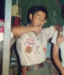Rev. Patrick S. Cheng, Eagle Scout, Boy Scouts of America