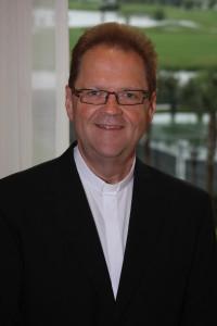 Rev. Dr.  Jim Merritt. Senior Pastor, Trinity MCC, Gainesville, FL
