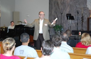 MCCers in the Carolinas Network gather from across North andSouth Carolina at St. John's MCC for workshops, training,resourcing and fellowship with Rev. Elder Ken Martin.