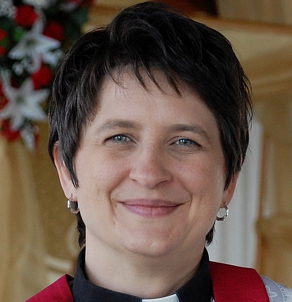 Rev. Rachelle Brown, Emerging Church Specialist