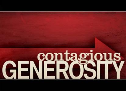 contagiousgenerosity