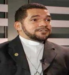 Rev. Cristiano Valerio, Brazil Coordinator