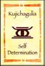 kwannzaa Kujichagulia