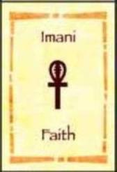 kwanzaa Imani