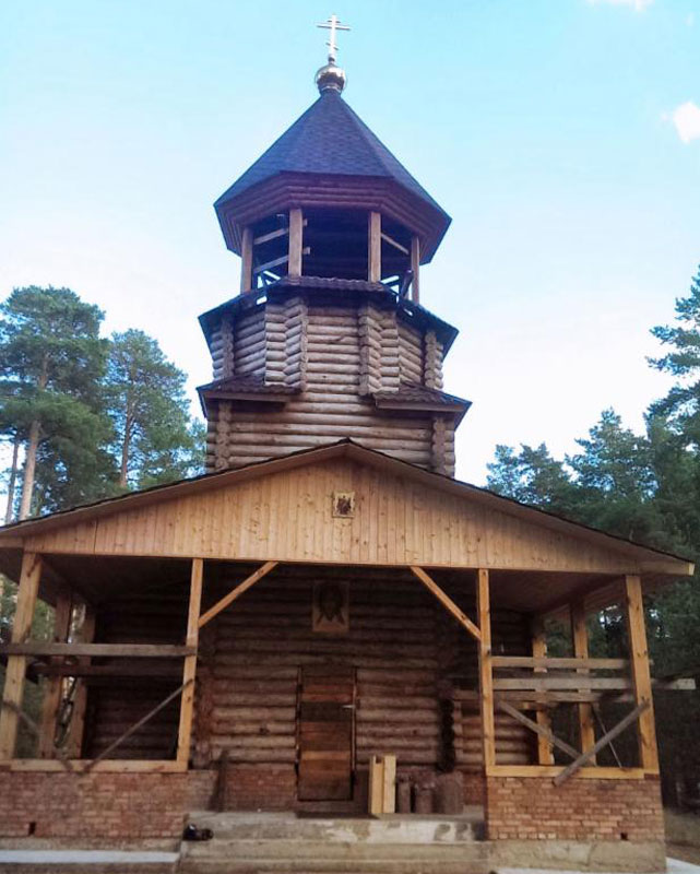 A-Wooden-Village-Church