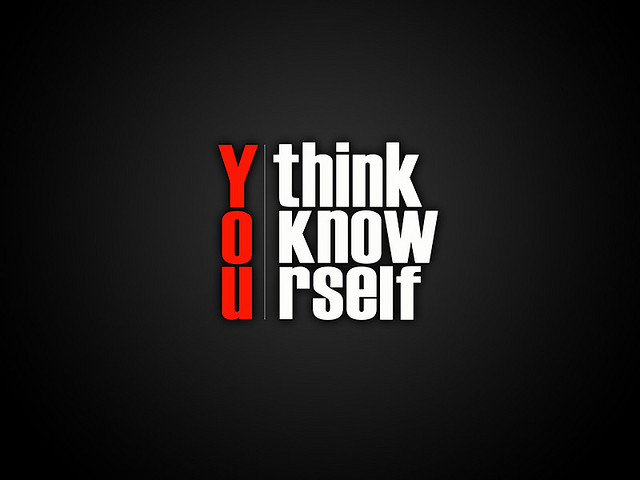 YouThinkYouKnowYourself