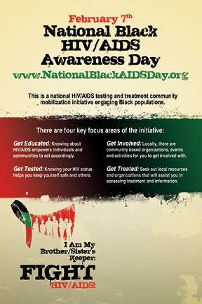 NationalBlackHIVAwareness