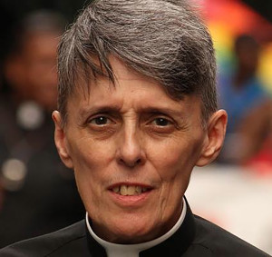 Rev Pat Bumgardner (2014)