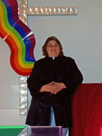 Rev. Margaret Hawk