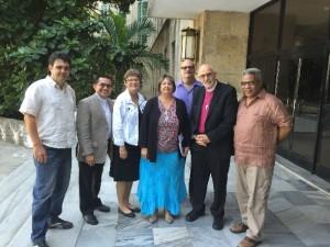 Meet with Ms. C. Mariela Castro Espin 2