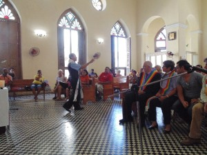 SUNDAY WORSHIP IN THE FIRST BAPTIST CHURCH OF MATANZAS 2
