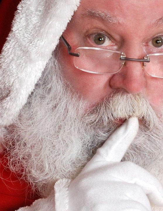 Bill Hooper Santa