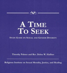 A Time To Seek- A Study Guide on Sexual and Gender Diversity