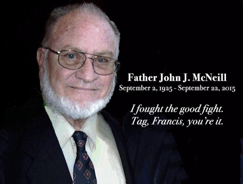 Father John J. McNeill