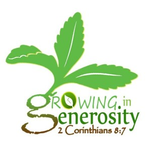 Growing in Generosity