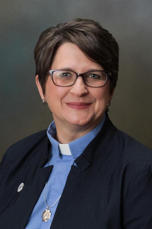 Rev. Rachelle Brown Interim-Moderatorin der MCC