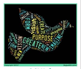 dove wordcloud - (re)Vitalization for Congregations