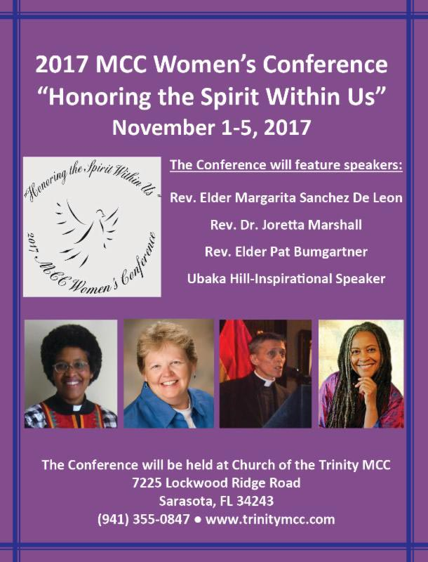Mcc Womens Conference 2017 Metropolitan Community Churches