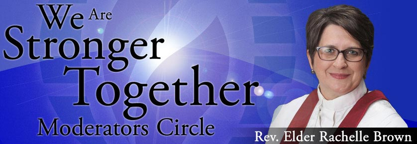 ModeratorCircle - Moderator's Circle April 2017: Renewing Our Sense of Purpose