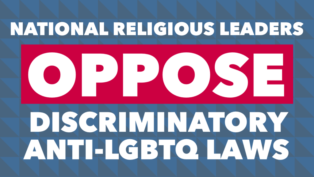 RIanti lgbt laws 1024x578 - Over 100 National Faith Leaders Join Texas Clergy in Opposition to Anti-LGBTQ Bills