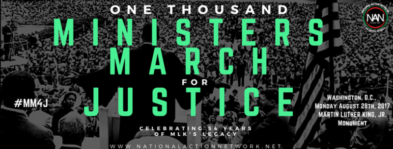 Ministers March for Justice - Headline News - The Advocate Interview, Rev. Ackerman Tribute